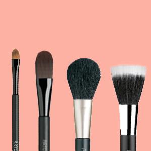 Make-Up Brushes en Borstels